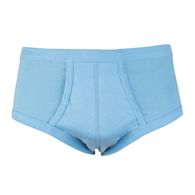 Heren beeren ondergoed slip met gulp Beeren blue